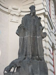 Rabbi Jehuda Löw, the Golem of Prague's creator