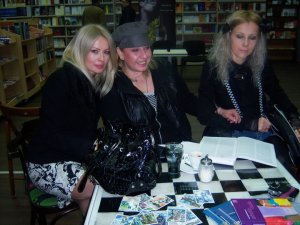 Launch of Io Triumpe, Tarot of the Black Mountains