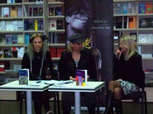Dragana Boskovic, Lena Ruth Stefanovic, Tanja Bakic