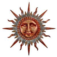 The Copper Sun