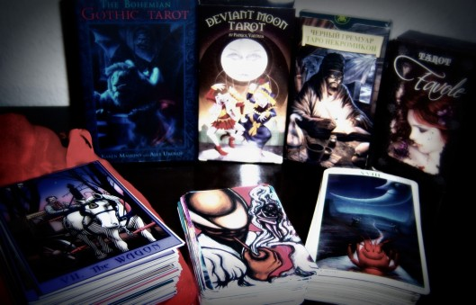 Bohemian Gothic, Deviant Moon, Necronomicon, Favole, Vampires, Voodoo, Magical Forest