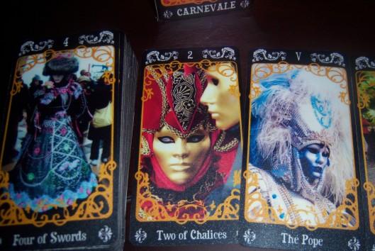 Carnivale Tarot (Taiwan)2