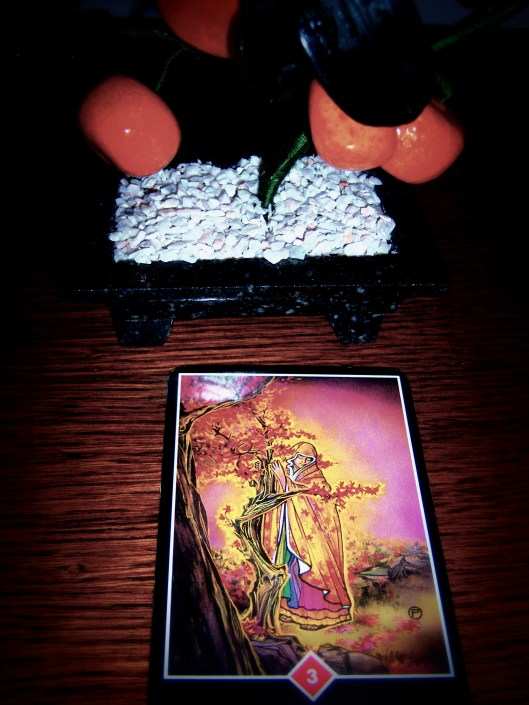Osho Zen Tarot© 2012 OSHO International Foundation, All Rights Reserved.